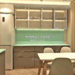 Вариант кухни 6 в дизайн проекте Малиевой Татьяны Люберцы 2019