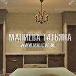 Дизайн спальни в ЖК Новое Медведково