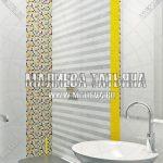 фотореалистичная визуализация туалета с раковиной Малиева Татьяна