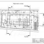 1 фрагмент плана детской ЖК Рождественский Мытищи Г-Г