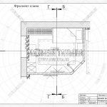 1 фрагмент плана детской комнаты ЖК Пироговская Ривьера