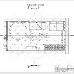 1 фрагмент плана детской комнаты