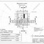 1 фрагмент плана санузла ЖК Пироговская Ривьера