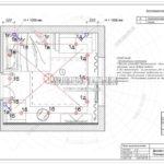 План выключателей из дизайн проекта Малиевой Татьяны в Лобне 2019