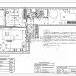 11 план теплых полов (Дизайн проект ЖК Эталон Сити)