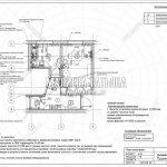 План выключателей и электрики - дизайн проект в поселке Лесной (Пушкино)