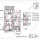 План освещения - дизайн проект ЖК Яуза Парк 2019
