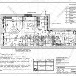 13 план потолков (дизайн проект ЖК Пироговская Ривьера)