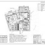 13 план потолков (дизайн проект Химки-Солнечная система)