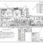 14 план освещения (дизайн проект ЖК Пироговская Ривьера)