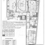 14 план потолков (Дизайн проект ЖК Рождественский)