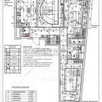 15 план освещения (Дизайн проект ЖК Рождественский)