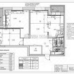 План потолков без мебели дизайн проект Малиевой Татьяны ЖК Родионово Химки