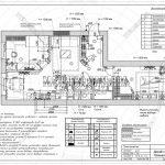 16 план розеток (дизайн проект ЖК Пироговская Ривьера)