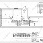 17 план дверей (дизайн проект ЖК Пироговская Ривьера)