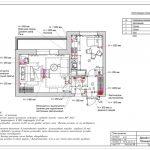 План розеток в дизайн проекте Малиевой Татьяны ЖК Спутник