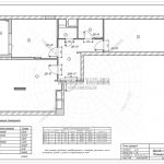 18 план дверей (Дизайн проект ЖК Эталон Сити)