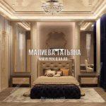 Дизайн спальни в современном стиле для молодого мужчины