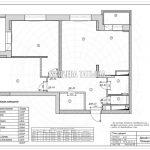 План дверей дизайн проект Малиевой Татьяны ЖК Родионово Химки