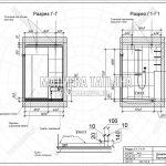 3 — План разверток дизайн проекта в Лобне