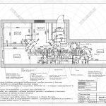 5 план монтажа (дизайн проект ЖК Пироговская Ривьера)