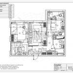 6. План мебели с размерами
