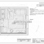 План полов из дизайн проекта Малиевой Татьяны в Лобне 2019