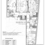 7 план мебели (Дизайн проект ЖК Рождественский)
