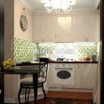Классическая кухня в дизайн проекте Татьяны Малиевой