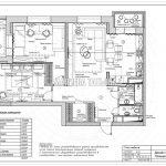 План мебели дизайн проект Малиевой Татьяны ЖК Родионово Химки