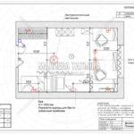 8. План освещения: Дизайн квартиры в Реутове от Малиевой Татьяны 2019