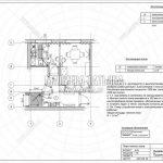 План теплого пола - дизайн проект в поселке Лесной (Пушкино)