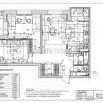 План мебели с размерами дизайн проект Малиевой Татьяны ЖК Родионово Химки