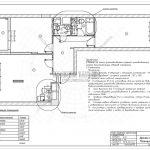 9 план привязки сантехники (Дизайн проект ЖК Эталон Сити)