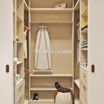 Дизайн интерьера гардероба в ЖК Савеловский City от Татьяны Малиевой