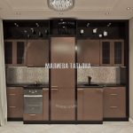 Дизайнерская кухня в ЖК Савеловский City от Малиевой Татьяны в Москве