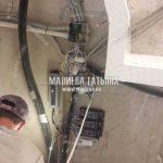 Разводка электрики на потолке в спальне