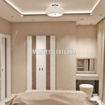 Спальня для женщины в ЖК Савеловский Сити